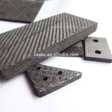 Materiais compostos de fibra de carbono