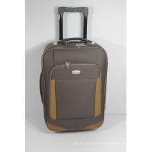 Barato al por mayor Soft EVA exterior de la carretilla del equipaje del bolso