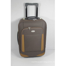 Wholesale Cheap Soft EVA Outside Trolley Luggage Bag