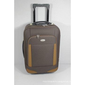 Wholesale Cheap Soft EVA Outside Trolley Luggage Bag