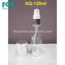 bomba de vedação de rolha Embalagem cosmética moderna garrafa de loção plástica
