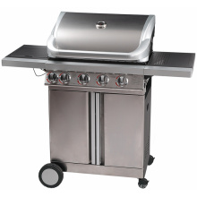 Outdoor Stylish Instant Weber 4 Burner Gas BBQ Grill