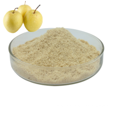 Free Sample Food Grade Pear Fruit Powder Pear Juice Powder