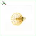 Juego de té Matcha Whisk Matcha Bambú Golden Shu Sui