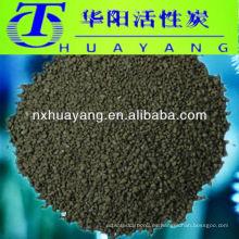 35% MnO2 medios de filtro de arena de manganeso