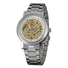 Custom logo 316L stainless steel wrist watch