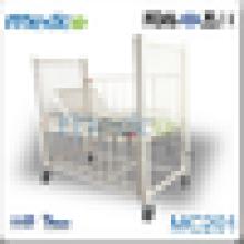 Китайский поставщик горячей продажи ручной больницы детей кровать MC201