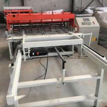 Machine automatique de soudure de maille d'acier de rendement élevé