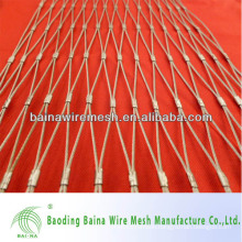 1mm Wire Diameter 1 Inch Hole Stainless Steel 304 Ferrule Netting