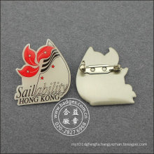 Offset Printing Lapel Pin, Organizational Badge (GZHY-LP-021)