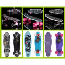 Пластиковый скейтборд с горячей продажей (YVP-2206-4)