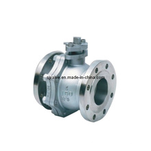 Stainless Steel Flange Ball Valve