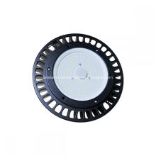 Luz de bahía alta UFO LED industrial regulable 1-10v