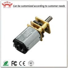 Customized dc electric motor for treadmill with reducer