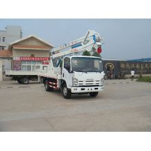 New Japanese ISUZU electrical boom lift bucket truck