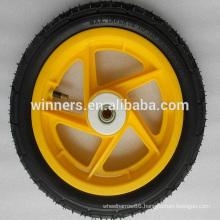 12 inch kids 5 spoke wheel , plastic bicycle wheel