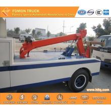 فوتون 4 × 2 رافعة هادم شاحنة الإنقاذ في حالات الطوارئ
