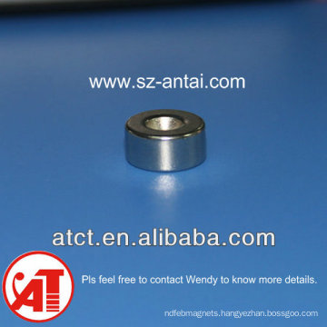 piercing magnet / countersunk magnet / ndfeb magnets with holes