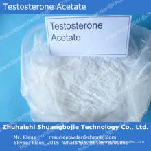 Acétate de testostérone stéroïde androgénique pour maintenir la masse de muscle maigre
