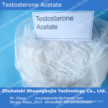 Androgenic Steroid Testosterone Acetate for Maintain Lean Muscle Mass