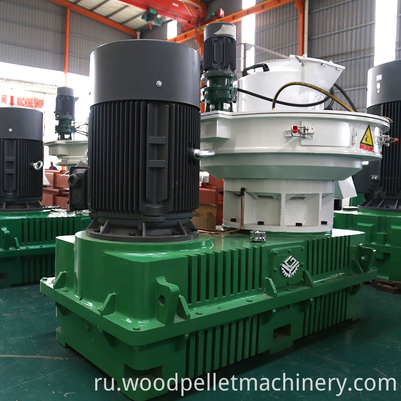 new design wood pellet machine