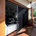 Aluminum Fold Doors with Retractable Insect Screen