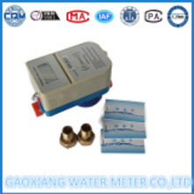 IC card prepaid watermeter for residential use