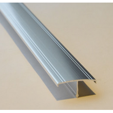 Good Yield Strength T Shaped Edge Aluminum Profile