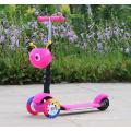 3 Wheels Kick Scooter Kinder Kind Kleinkind Spielzeug im Freien