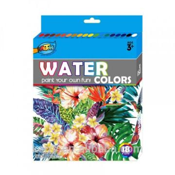 Fabricante profissional de tintas Watercoulor