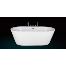 Modern Whirlpool Acrylic Massage Bathtub