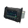 Mercedes A-W169 2005-2011 Android-radio