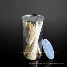 1000ml Haustier-Plastiknahrung Verpackungs-Dose für Nudel (PPC-CSRN-038)