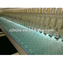 Lejia Multi Heads High Speed Flat Embroidery Machine