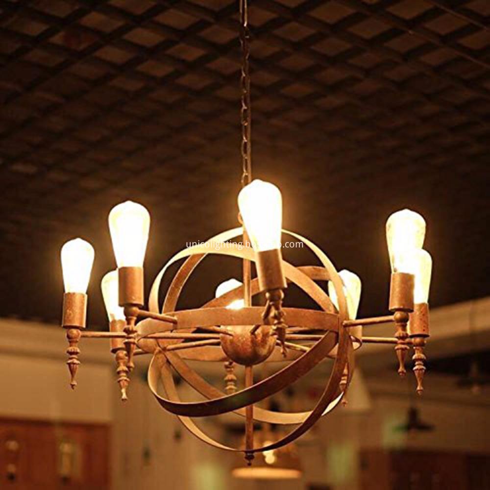 Applicantion Old Light Bulbs