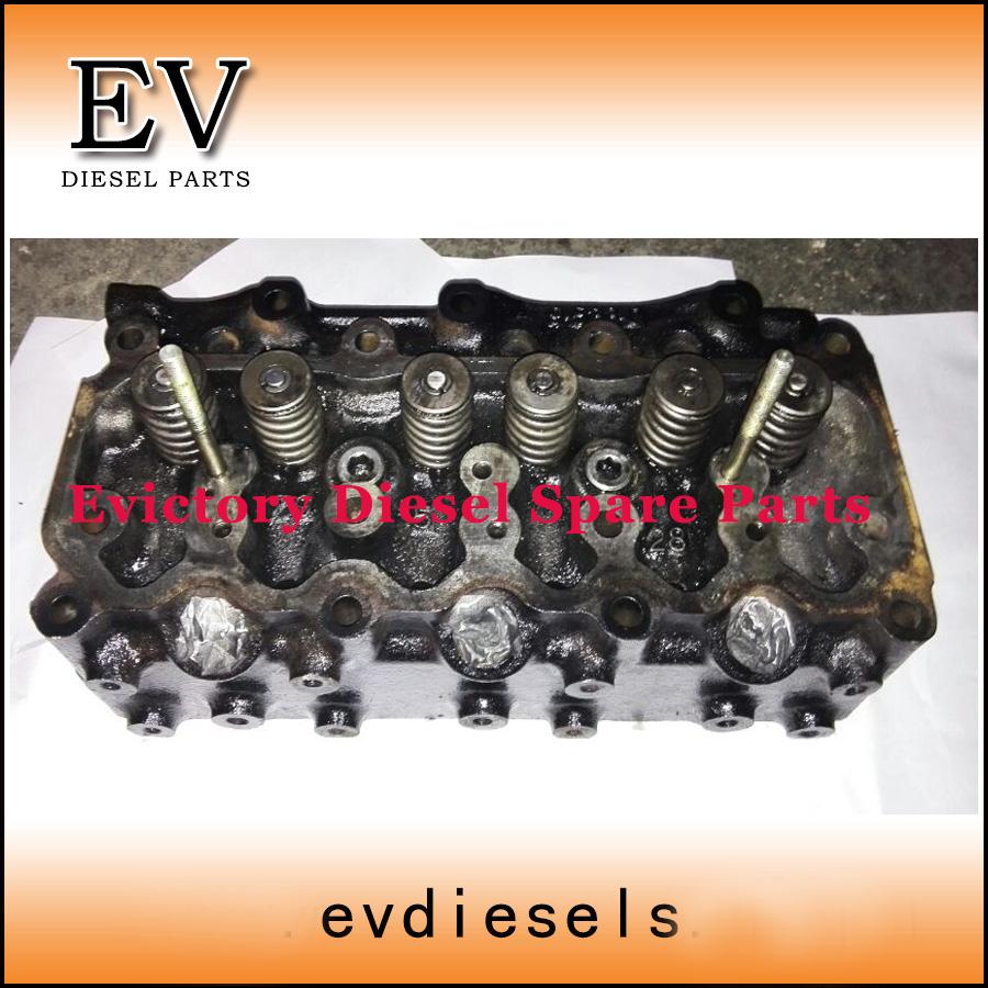 3AB1 cylinder head-1