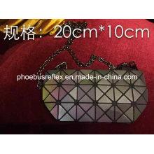 20 * 10 cm Sieben Farbe Reflektierende Tasche