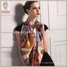 TURKISH plain pashmina châle foulards en soie