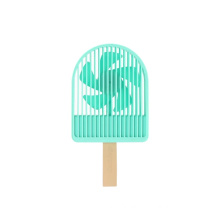 New Goods Hot Selling Fan Hand Mini USB Personalised Fans Wedding Favors Gifts
