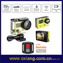 hd 1080p helmet sport action camera 4K 30Fps