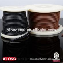 Cordes en caoutchouc bon marché et flexible de qualité supérieure