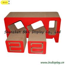 Praktische Kartonmöbel (B & C-F009)