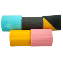 Outdoor non-slip transparent self-adhesive tape