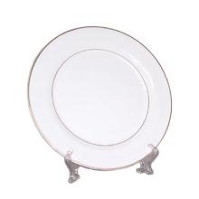 Custom heat transfer ceramic plate