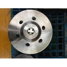 Peças fazendo à máquina de aço inoxidável da máquina de parafuso das peças do CNC