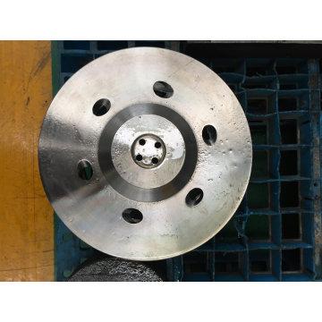 Brida de acoplamiento para el motor de tracción