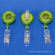 Retractable yoyo badge yoyo card holder