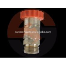 regulador de pressão de água do material de latão
