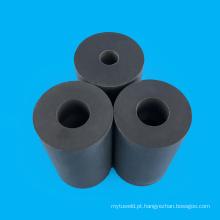 Barra redonda rígida personalizada do PVC do tamanho para soldar