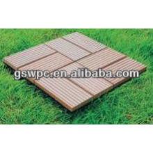 2013 mejor precio diy tablón de piso de madera al aire libre